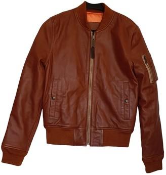Schott Brown Leather Jackets
