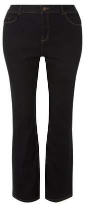 Dorothy Perkins Womens **Dp Curve Indigo Bootcut Jeans