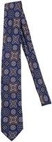 Lardini 7cm Printed Silk Twill Tie