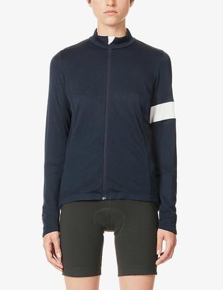 Rapha Classic wool-blend jacket