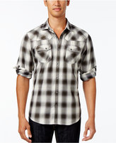 INC International Concepts Men's Sycorax Plaid Shirt, Only at Macy's