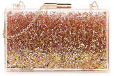 Aldo Women's Darown Crossbody Bag -Clear/Gold Metallic