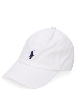 Ralph Lauren Kids TEEN logo baseball cap