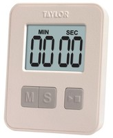 Taylor 99 Minute Slim Digital Thermometer