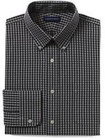 Classic Men's 40s Poplin Dress Shirt-Boreal Moss Multi Gingham