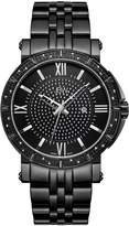 JBW Men's Vault Diamond 47mm Ip Steel Bracelet Swiss Quartz Watch J6343d