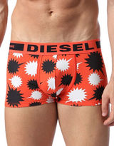 Diesel Hero Graphic Printed Boxer Shorts