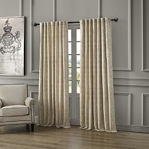 Waterford Renly Back Tab/Rod Pocket Curtain Panel, 54 x 108