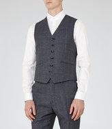 Reiss Host W Wool Modern Waistcoat