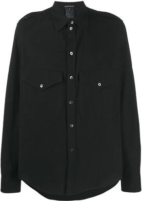 Ann Demeulemeester Flap Pocket Shirt