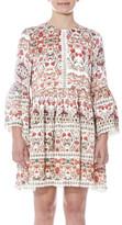 Thurley Garden Oasis Print Dress