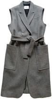 Ports 1961 Grey Wool Jacket for Women