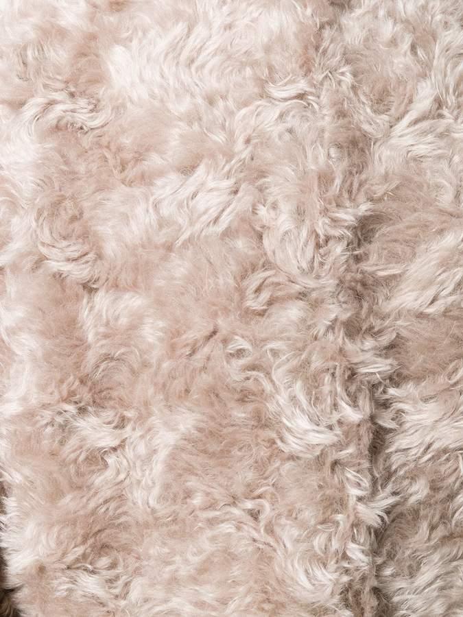 Stella McCartney Fur Free Fur jacket