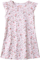 Joe Fresh Toddler Girls' Flutter Sleeve Nightie, Light Pink (Size 2)