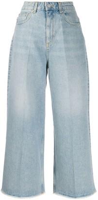 Fiorucci Sara wide leg jeans