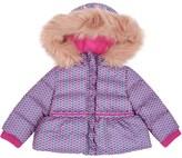 Juicy Couture Baby Delta Geo Puffer Jacket