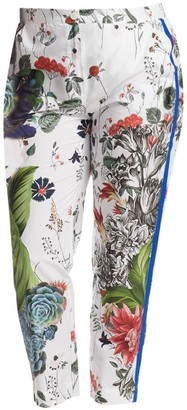 Marina Rinaldi, Plus Size Regata Floral Pants