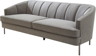 Chic Home Astoria Dark Grey Sofa