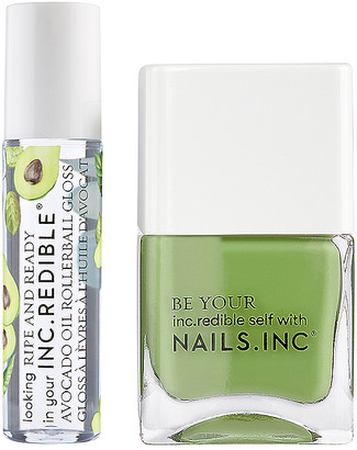 Nails Inc NAILS.INC Ripe and Ready Duo