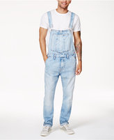 GUESS Men's Riverbed Stretch Overalls