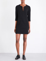 Claudie Pierlot Raven crepe dress