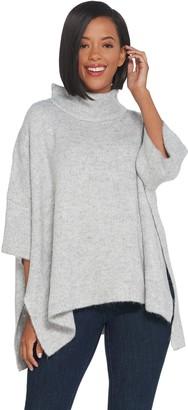 G.I.L.I. Got It Love It G.I.L.I. Mock Neck Pop-over Sweater