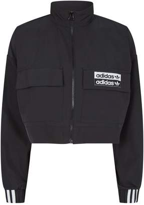 adidas Trefoil Zip-Up Tracksuit Jacket