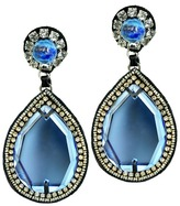 Ranjana Khan Glamorous Teardrop Earrings