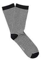 Witchery Stripe Crew Sock
