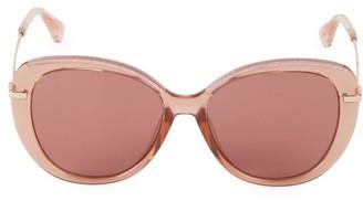 Jimmy Choo Phebe 5MM Cat Eye Sunglasses
