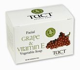 Grapeseed & Vitamin E Face Soap (2 pack) by Tact