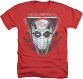 Novelty T-Shirts DC Comics Short-Sleeve Suicide Squad Deadshot Tee