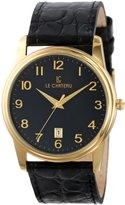 Le Château Men's 7076mg_blk Classica Watch
