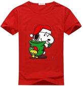 Ccttdiy Men's Snoopy T-shirts, Fashion Snoopy Tee Shirts