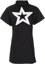 Kokon To Zai star cut-out dress