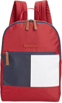 Tommy Hilfiger Colorblock Flag Nylon Backpack