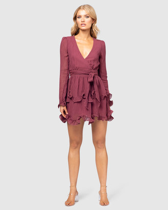 Pilgrim Tawny Mini Dress