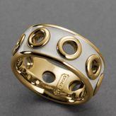 Enamel Grommet Ring