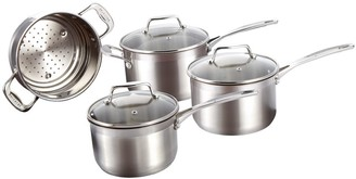Baccarat iconiX 4 Piece Stainless Steel Cookware Set