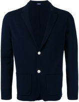 Drumohr patch pockets blazer - men - Cotton - 48