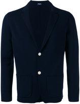 Drumohr patch pockets blazer