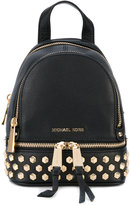 MICHAEL Michael Kors metallic backpack