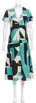 Roksanda Resort 2016 Abstract Dress