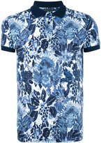 Etro floral print polo shirt - men - Cotton - S