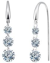 Lafonn Women's Lassaire In Motion Triple Drop Earrings
