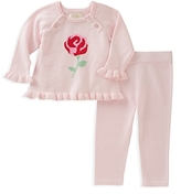 Kate Spade Girls' Rose Sweater & Pants Set - Baby