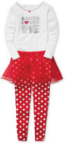 Carter's Baby Pajamas, Baby Girls 3-Piece Holiday Dress-Up PJs