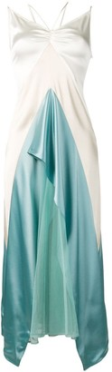 Ssheena waterfall dress