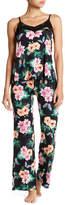 PJ Salvage Meet Me at Sunset Floral Pajama Pants