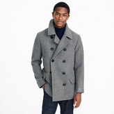 J.Crew Tall dock peacoat lined in Thinsulate®